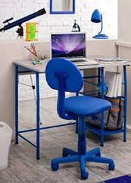 Blue Computer Desk by Ergonomic Desk For Young Kids Study Area Healthy Kids Room Design