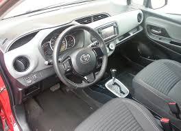 Toyota Platz Interior Test Drive 2015 Toyota Yaris Se The Daily Drive Consumer