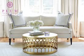 antique brass coffee table design ideas