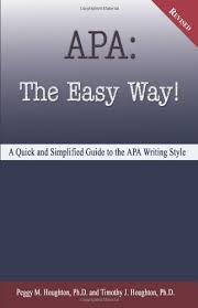 how to write a graduate essay or research paper in apa style apa