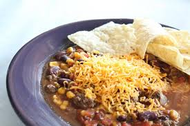 easy crockpot taco soup recipe