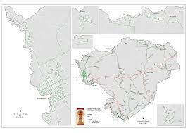 Georgetown Map Maps George Town Council