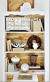 Rustic Wood Bookshelves by Rustic Wood Bookcase Infarrantly Creative