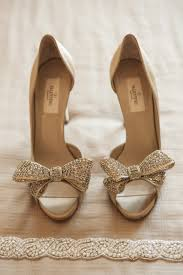 wedding shoes and bags shoes bags photos bow heels by valentino inside weddings