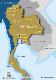 Map Of Spain And Surrounding Countries by Thailands Population Is About 63 430 000 But The Portion Of