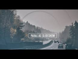 free after effects template parallax slideshow ae templates