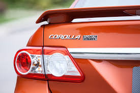 2013 toyota corolla reviews and 2013 toyota corolla s special edition review 28 images 2013