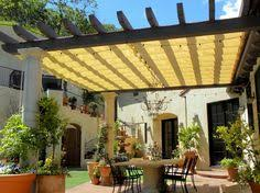 Superior Awning Van Nuys Slide Wire Cable Awning Retracted Position Superior Awning