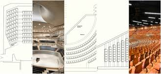 architectural layouts how to design theater seating shown through 21 detailed exle