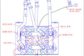 warn winch remote control wiring diagram wiring diagram