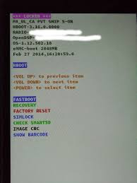 android boot into recovery guide how to reboot into stock recovery on htc one m8 android