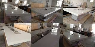 Modern Conference Table Design Custom Made Conference Table Design Conference Room Solid Surface