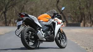 cbr bike on road price honda cbr150r 2016 candy palm green price mileage reviews