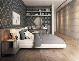 Modern Wallpaper Patterns Modern Bedroom Decorating Modern - Bedroom wallpapers design