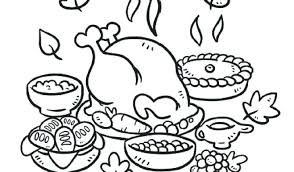 thanksgiving coloring pages for toddlers printable my pony