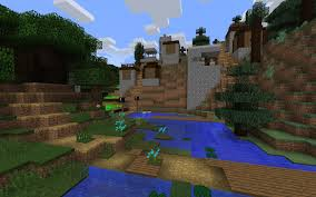 Minecraft Map Seeds Blacksmith Iron Diamonds And Gold Minecraft Seed Hq