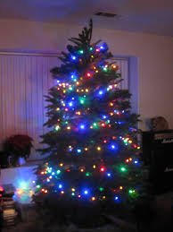 led christmas tree lights beautiful idea led christmas tree lights review chritsmas decor