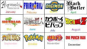 Meme Calendar - anime calendar meme by x marblehornets x on deviantart