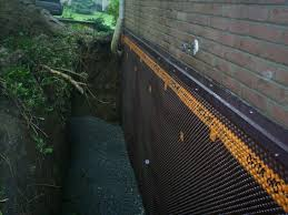 basement wall waterproofing membrane interior basement