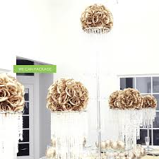 wedding chandeliers u0026 chandelier centerpieces