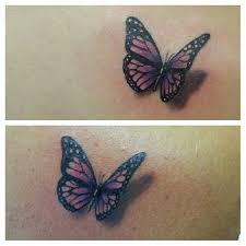 beautiful butterfly tattoos beautiful 3d butterfly