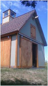 Free Barn Style Shed Plans Building Plans Barn