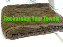 How To Wash Colored Towels - how to recharge your towels youtube