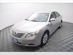 used white toyota camry hybrid for sale edmunds