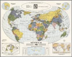 Map Of World Time Zones by Armadillo Projection Of The World David Rumsey Historical Map