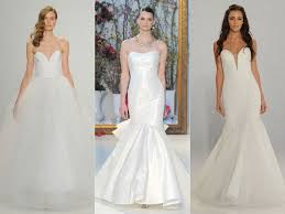 classic wedding dresses classic wedding dresses from bridal fashion week 2017