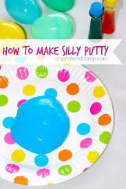 crystalandcomp silly putty with borax