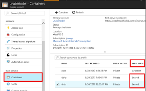 The Storage Engine For The Table Doesn T Support Repair Troubleshoot Errors When You Delete Azure Storage Accounts