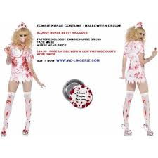 Bloody Nurse Halloween Costume 20 Zombie Nurse Costume Ideas Zombie Nurse