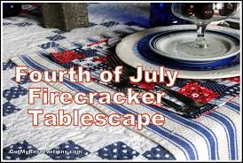 Fourth Of July Tablecloths by Decor Archives Got My Reservations