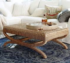 artistic coffee artistic seagrass coffee table design with curved style curved
