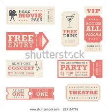 free ticket stock images royalty free images u0026 vectors shutterstock