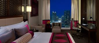find ideal luxury hotel rooms at taj dubai