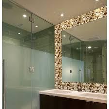 Mosaic Bathroom Mirror Bathroom Border Mosaic Tile Wall Bathroom Wall Borders Wallpaper