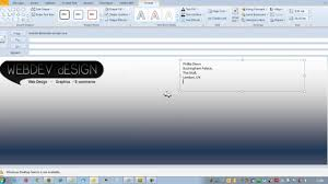 outlook email template tutorial youtube