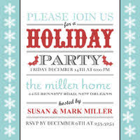 free holiday party invitation templates free holiday party