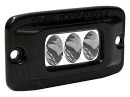 rigid industries led driving lights buy rigid sr mf2 amber driving led light