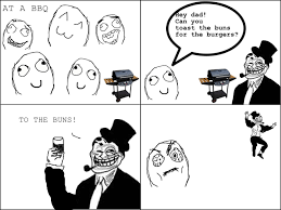 Troll Meme Images - troll dad meme toasting the buns by cuppycake103 on deviantart