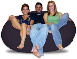 the best big bean bag chairs ultimatesack