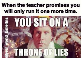 Lies Memes - image 660096 you sit on a throne of lies know your meme