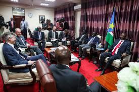 Radio Miraya Juba News Fighting Should End To Give Peace Process In South Sudan A U201cbetter