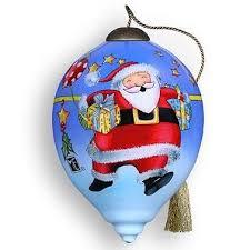 1057 best santas on balls bells images on