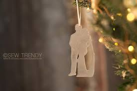 maternity ornament you me and baby pregnancy gi