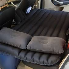 favored inflatable air bed mattress for car suv backseat or truck
