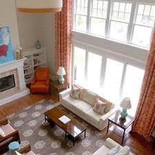 two story living room two story living room design ideas