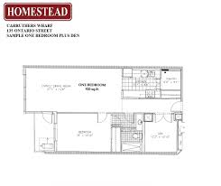 carruthers wharf homestead view floor plans
